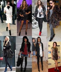ankle boots styles