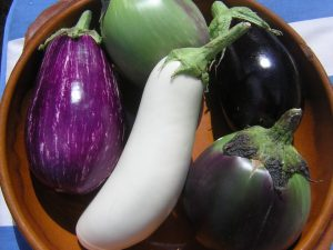 aubergine colors
