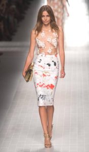 Blumarine Spring 2014 collection