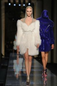Versace Haute Couture Spring 2014 collection